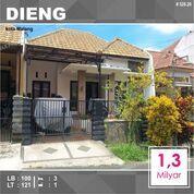 Rumah Murah Luas 121 Di Puncak Dieng Kota Malang _ 528.20 (29029685) di Kota Malang