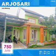Rumah Luas 93 Di Seberang Plaza Araya Kota Malang _ 530.20 (29029710) di Kota Malang