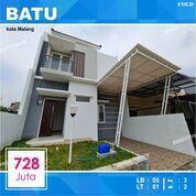 Rumah Baru 2 Lantai Luas 81 Dekat Jatim Park 3 Kota Batu Malang _ 536.20 (29029784) di Kota Malang