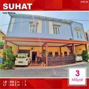 Rumah + Kost 2 Lantai Luas 336 Di Kalpataru Sukarno Hatta Kota Malang _ 537.20 (29029793) di Kota Malang