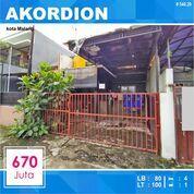 Rumah Murah Luas 100 Di Akordion Sukarno Hatta Kota Malang _ 540.20 (29029816) di Kota Malang