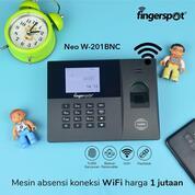 Alat Absensi Neo W 201 BNC Fingerspot (29030138) di Kab. Poso