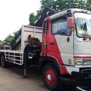 Truck Crane Mitsubishi Fuso Kapasitas 15 Ton (29030268) di Kota Jakarta Timur