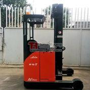 Forklift Linde R16 5 Meter Reach Truck Bagus Dan Murah (29030572) di Kota Jakarta Utara
