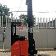 Linde Forklift R16 Bekas Mast Tinggi 9.5 Meter (29030792) di Kota Jakarta Utara