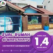 Rumah 1,5 Lantai Di Margahayu MTC Dkt Ke Tol Buah Batu (29031460) di Kota Bandung