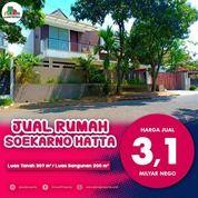 Rumah Mewah Di Soekarno Hatta Dkt Ruas Tol Buah Batu - Cileunyi (29031803) di Kota Bandung