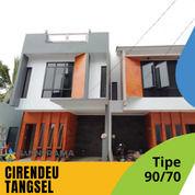 (Meldatina) Townhouse Murah 2 Lantai Cirendeu Dekat MRT (29034889) di Kota Tangerang Selatan