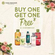 Yves Rocher Promo Buy One Get 1 Free (29034944) di Kota Jakarta Selatan