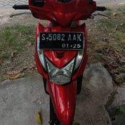 Honda Beat Tahun 2015 Warna Merah (29038141) di Kab. Bojonegoro