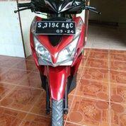 Honda Vario Tahun 2013 Merah (29038354) di Kab. Bojonegoro