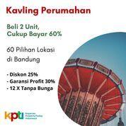 Tanah Murah Dekat Superido Ujung Berung : Beli 2, Bayar 60% (29039331) di Kota Bandung