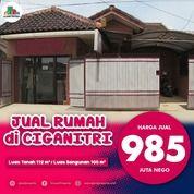 Rumah Strategis Di Ciganitri Keramaian Cocok Usaha, Ada Kolam Ikan (29041719) di Kota Bandung