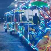 Kereta Motor Naga Gajah Thomas EK Odong Odong Fullset (29042853) di Kab. Bintan
