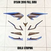 Striping Byson 2010 Full Biru (29045291) di Kota Jambi