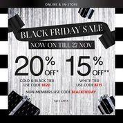 Sephora Indonesia Black Friday Sale (29046239) di Kota Jakarta Selatan