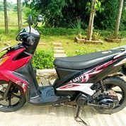 YAMAHA XEON 125 CW 2010 KARBU SURAT LENGKAP PAJAK TELAT 2019 (29047193) di Kab. Bekasi