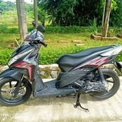 HONDA VARIO TECHNO 110 CW 2011 KARBU ORIGINAL TANGAN 1 PAJAK PANJANG ISTIMEWA (29047400) di Kab. Bekasi