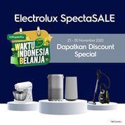 Electrolux Indonesia SpectaSALE Special Discount (29053399) di Kota Jakarta Selatan