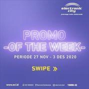 Electronic City Promo Of The Week November (29053401) di Kota Jakarta Selatan