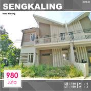 Rumah Baru 2 Lantai Luas 169 Di Bukit Sengkaling Kota Malang _ 319.20 (29057670) di Kota Malang