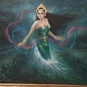 Lukisan Ratu Kidul (29058530) di Kota Jakarta Barat