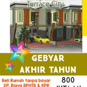 Sepatan Terrace City Free All In + Cicilan 6x (29058532) di Kota Tangerang