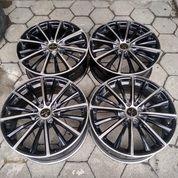Velg Only JF Luxury R17x7 ET42 Pcd 4x100, 4x114 (4pcs) (29059512) di Kab. Sleman