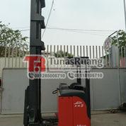 Forklift Linde R16 Elektrik Bekas 10 Meter (29069286) di Kota Jakarta Utara