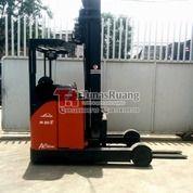 Linde Forklift Double Deep Racking 2 Ton 5 Meter Teleskopik (29069300) di Kota Jakarta Utara