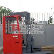 Nichiyu Cabin 2 Ton Forklift Reach Truck 2000 KG (29069314) di Kota Jakarta Utara