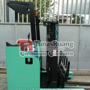 Forklift Sumitomo Japan Reach Truck 4350 Mm Trilift Used Bekas (29069422) di Kota Jakarta Utara
