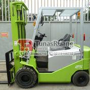 Forklift Shinko 2.5 Ton Elektrik Second Bekas Trilift CBE (29069489) di Kota Jakarta Utara