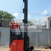 Linde Cabin 2 Ton Heavy Duty 10 Meter Mast Forklift Elektrik (29069605) di Kota Jakarta Utara