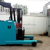 Sumitomo 2.5 Ton Reach Truck 4.2 Meter Mast Forklift Bekas Impot (29069671) di Kota Jakarta Utara