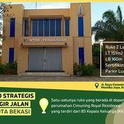 Ruko Murah Dekat Tol Grand Wisata WA ( 0813. 8740. 1006 ) (29071620) di Kota Bekasi