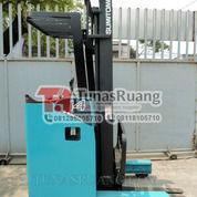 Forklift Sumitomo Jepang 1.4 Ton Import - Elektrik Racking (29071643) di Kota Jakarta Utara