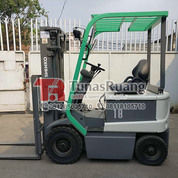 Forklift Shinko Second Bekas Counter Balance Elektrik Import 1.8 Ton (29071667) di Kota Jakarta Utara
