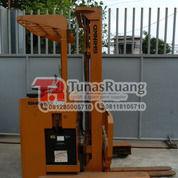 Forklift Shinko 1.5 Ton Reach Truck Import Second Murah (29071706) di Kota Jakarta Utara