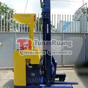 Komatsu Forklift 1.5 Ton Tipe Reach Truck 4.5 Meter Lifting (29073418) di Kota Jakarta Utara