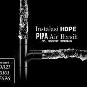 Distributor Pipa Dan Fitting HDPE PE-100 (29074066) di Kab. Flores Timur