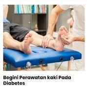 Pijat Diabetes Melitus (29076107) di Kota Pontianak
