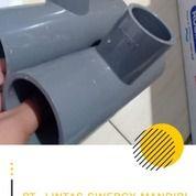DISTRIBUTOR FITTING PIPA PVC UKURAN BESAR!!!! (29082705) di Kab. Katingan