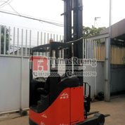 Forklip Linde R16 Second Baterai Elektrik 9 Meter Ketinggian (29083338) di Kota Jakarta Utara