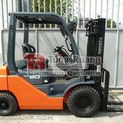 Forklift Toyota 2 Ton Disel Second Berkualitas Jakarta (29083414) di Kota Jakarta Utara