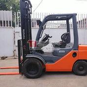 Forklift Toyota 2.5 Ton Ban Dobel Mesin Diesel (29083441) di Kota Jakarta Utara