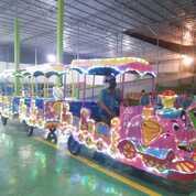 Kereta Motor Gajah Fullset (29084002) di Kota Cilegon
