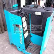 Forklift Sumitomo 1.5 Ton 3.8 Meter Mast Baterai Elektrik Listrik (29091870) di Kota Jakarta Utara