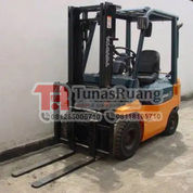 Forklift Toyota 1.5 Ton Diesel Solar 3 Meter (29098666) di Kota Jakarta Utara