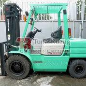 Forklift Mitsubishi 3.5 Ton Automatic Unit Second Diesel Mesin (29098742) di Kota Jakarta Utara